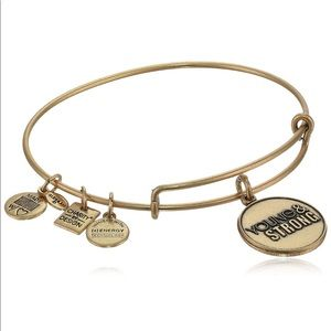 Alex and Ani Charity by Design -Young&Strong